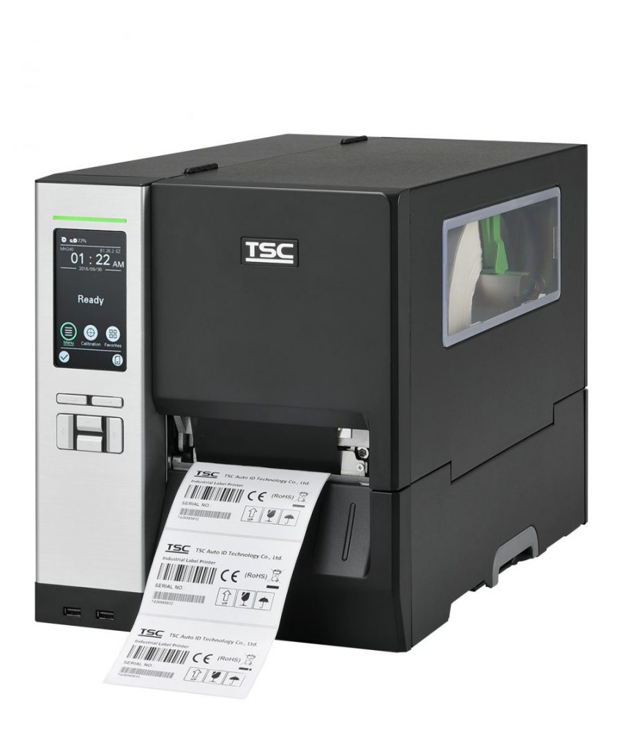 Eutronix - imprime des étiquettes